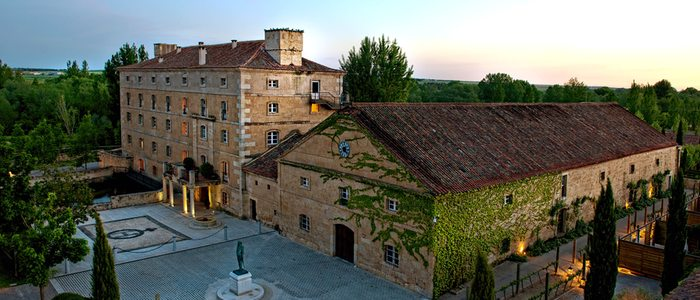 Hotel Wine&Spa Hacienda de Zorita.