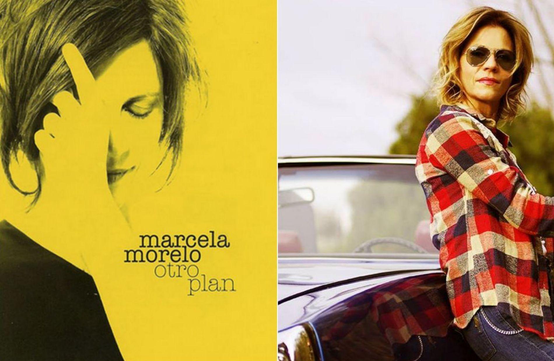 Marcela Morelo se atrevió con el éxito 'Moonlight Shadow', a la argentina, en su disco 'Otro Plan'. Fotos: Facebook.
