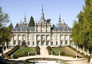 Palacio Real de la Granja.