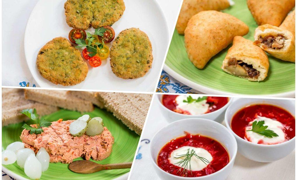 Delicias ucranianas.
