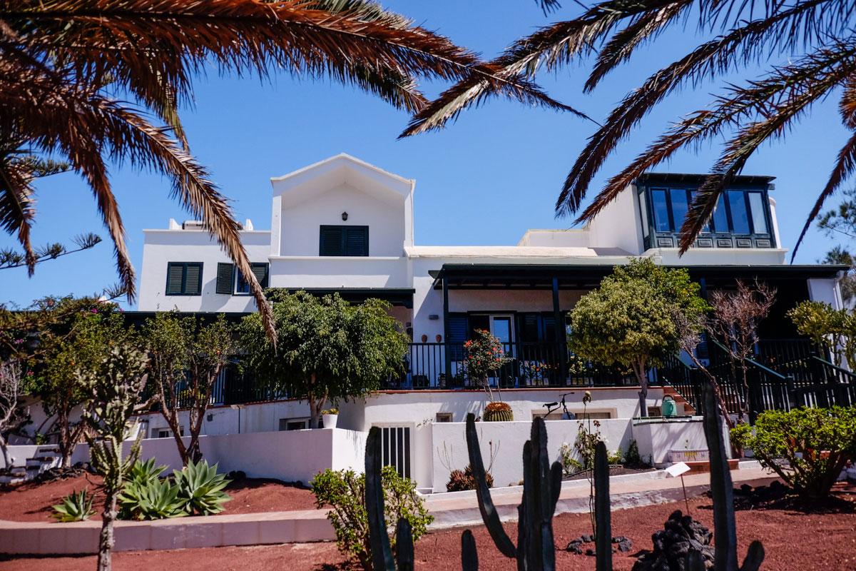 La casa, que hoy se puede visitar, fue siempre el refugio de José Saramago y Pilar del Río.