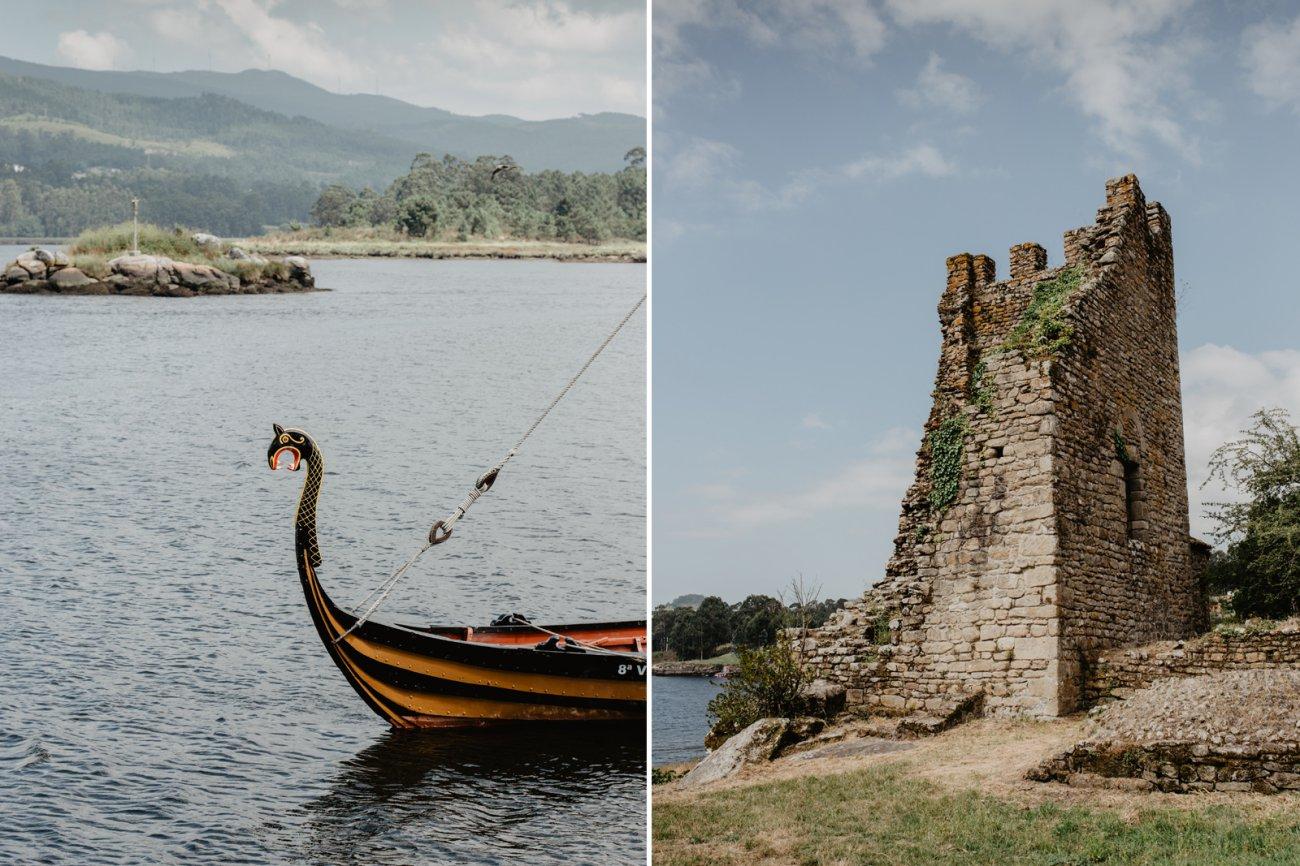 Vikingos de Catoira - Dragones y torres