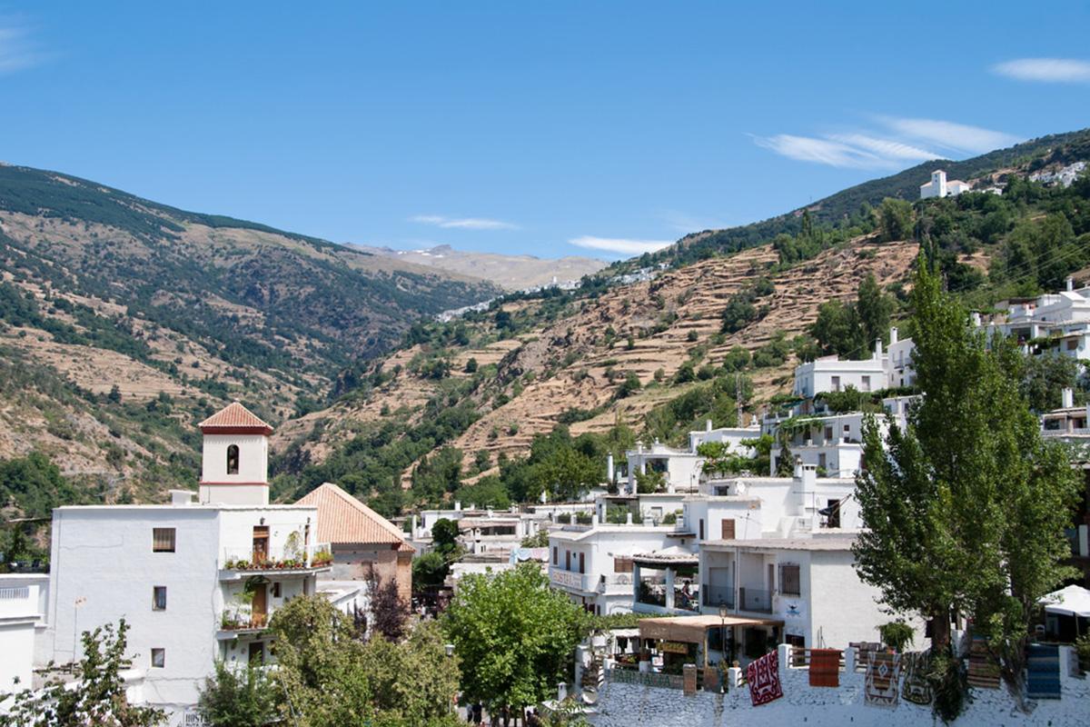 Soportújar: Vistas del pueblo. Foto: Jaime Pérez (Flickr | Creative Commons)