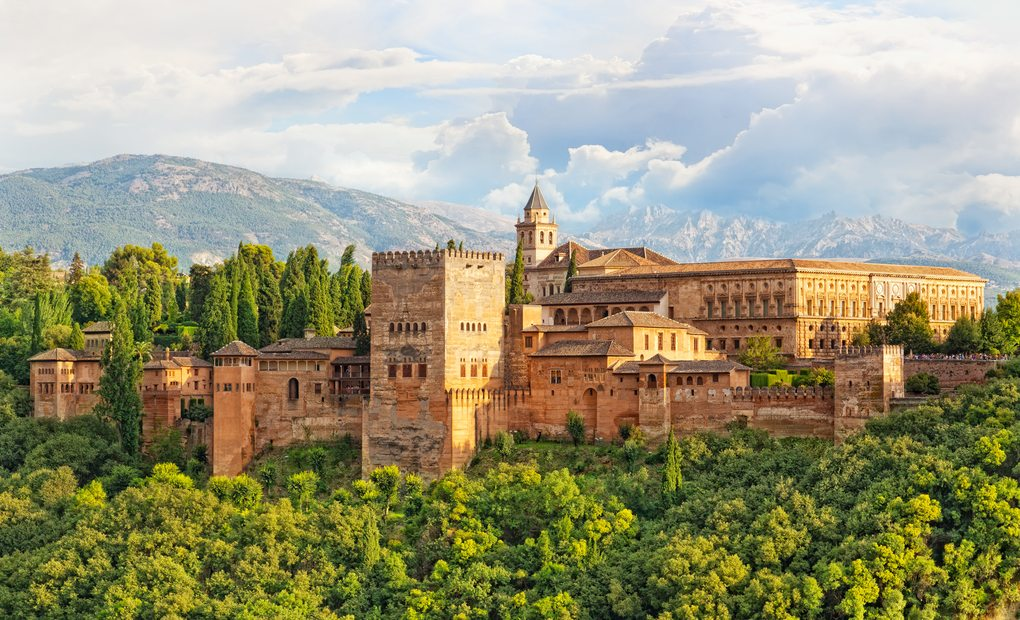 Granada es mucho más que la Alhambra. Foto: Shutterstock.