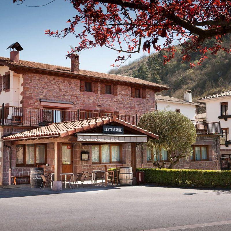 Exterior restaurante Arotxa.