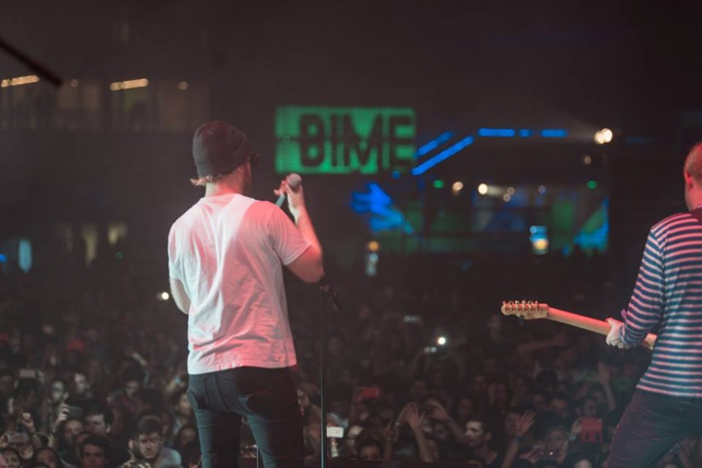 BIME Live es el festival propiamente dicho. Foto: BIME