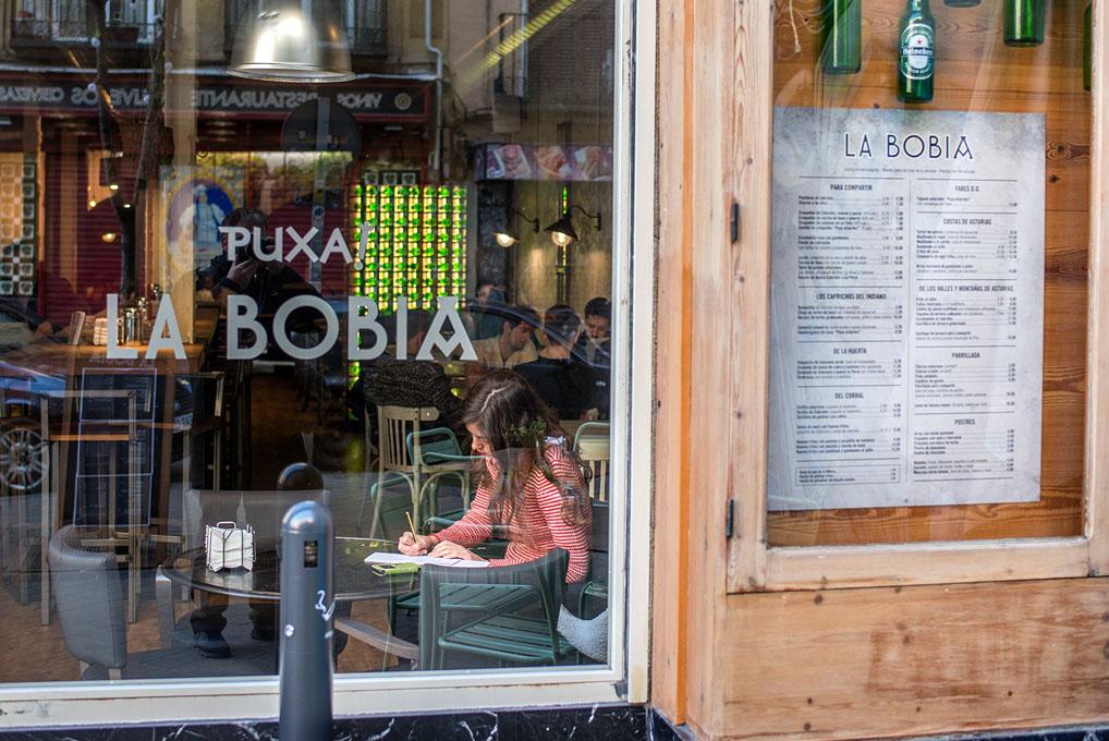 La Bobia, todo un fetiche del cine.