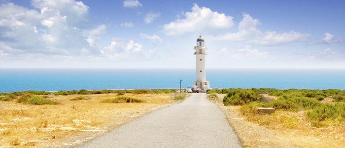 Cabo Barbaria, Formentera.