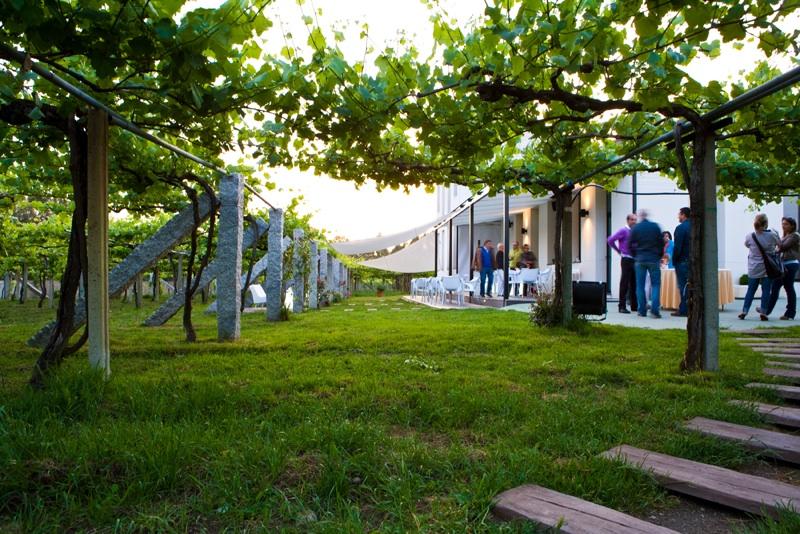 El Wine Bar, el rincón más chic de la bodega. Foto: Bodegas Don Olegario