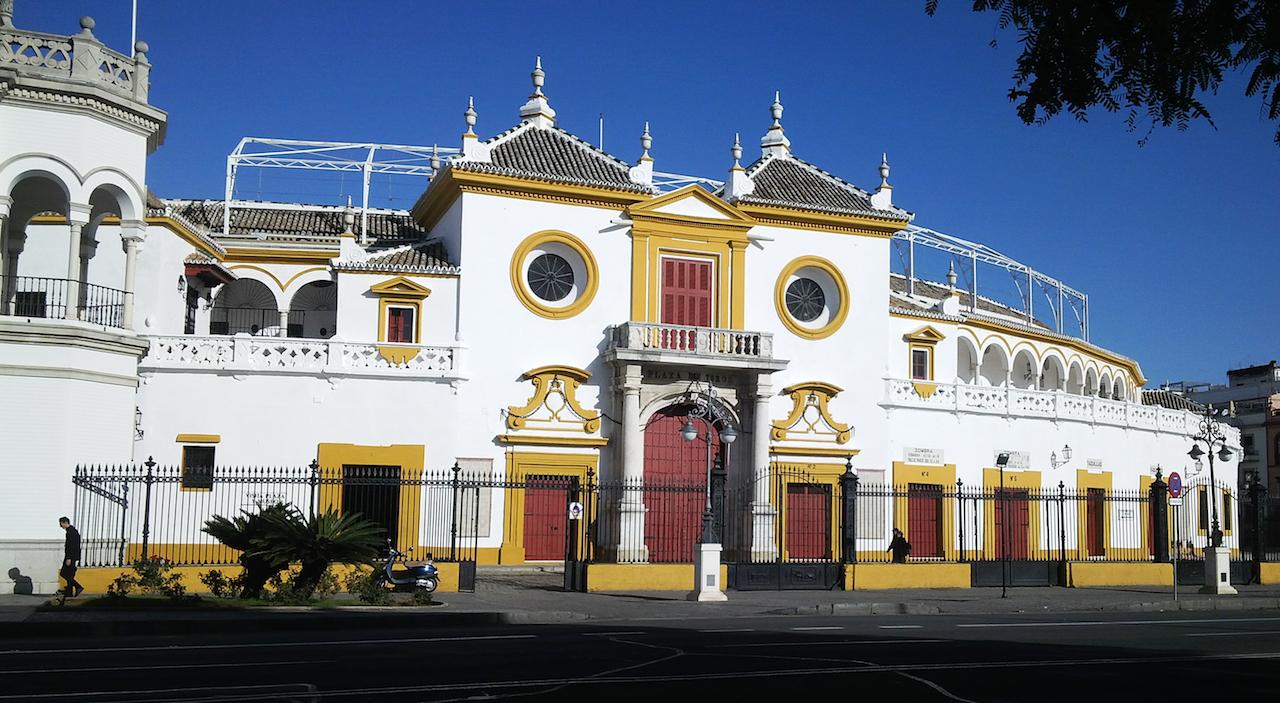 Plaza de toros de la Real Maestranza.