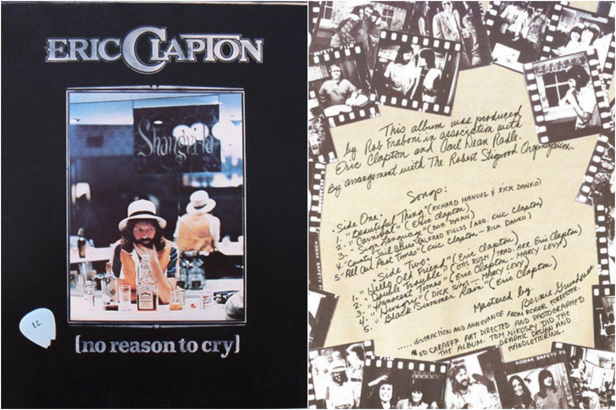 El señor Clapton cuando aún no peinaba canas.