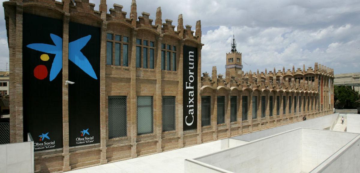Caixa Forum, Barcelona.