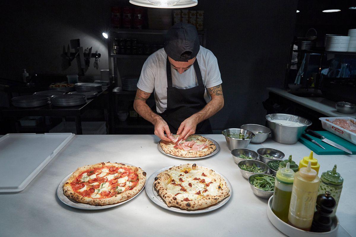 Las pizzas más auténticas de Barcelona.