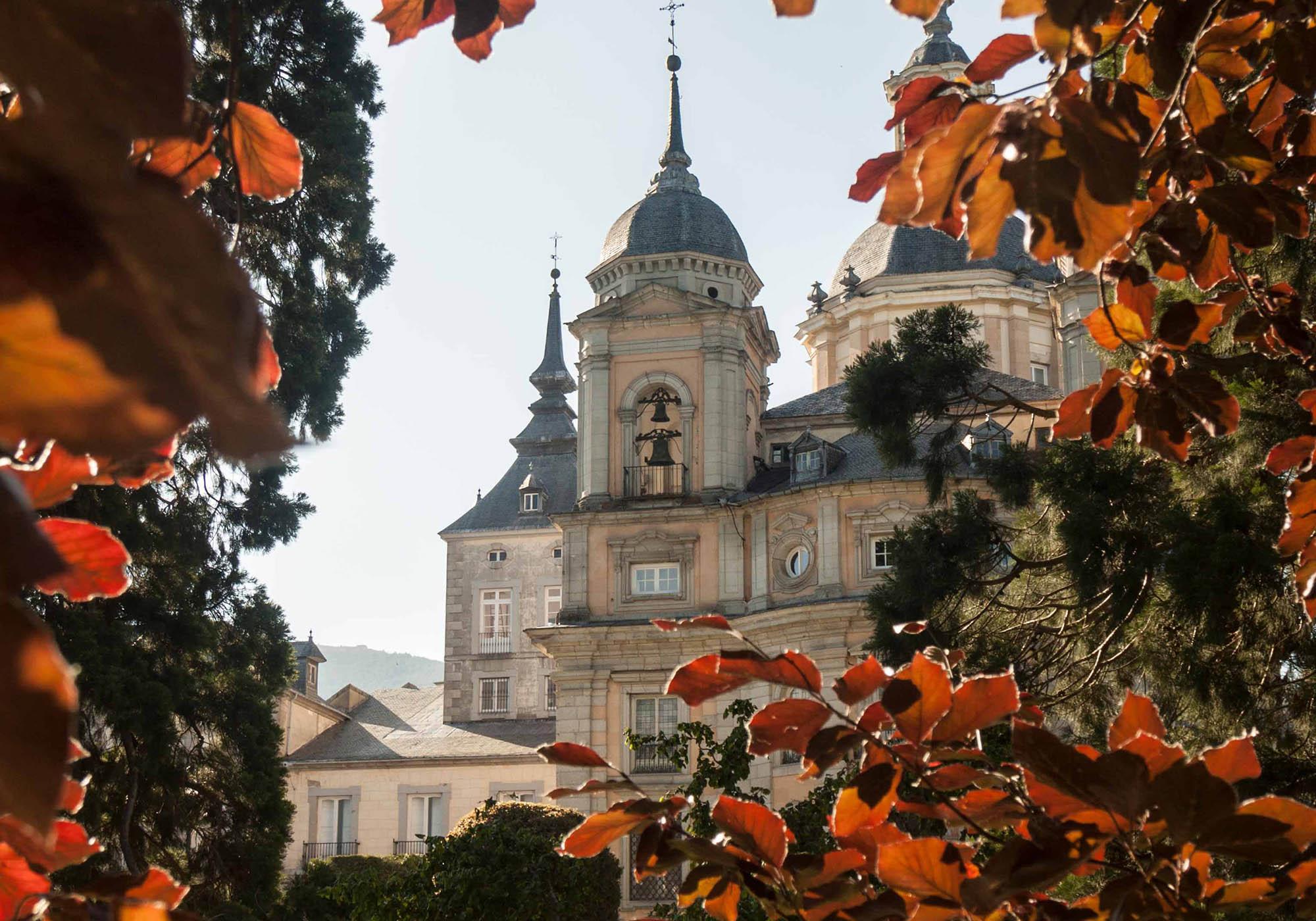 El Palacio de La Granja de Segovia, el mejor arranque de la senda marcada por Carlos III. Foto: Shutterstock.