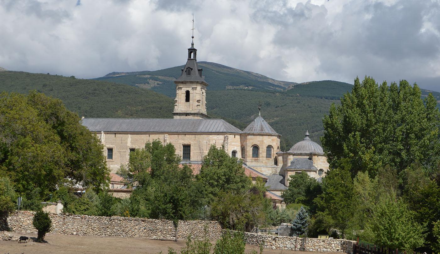 Santa Maria de el Paular (Rascafría)