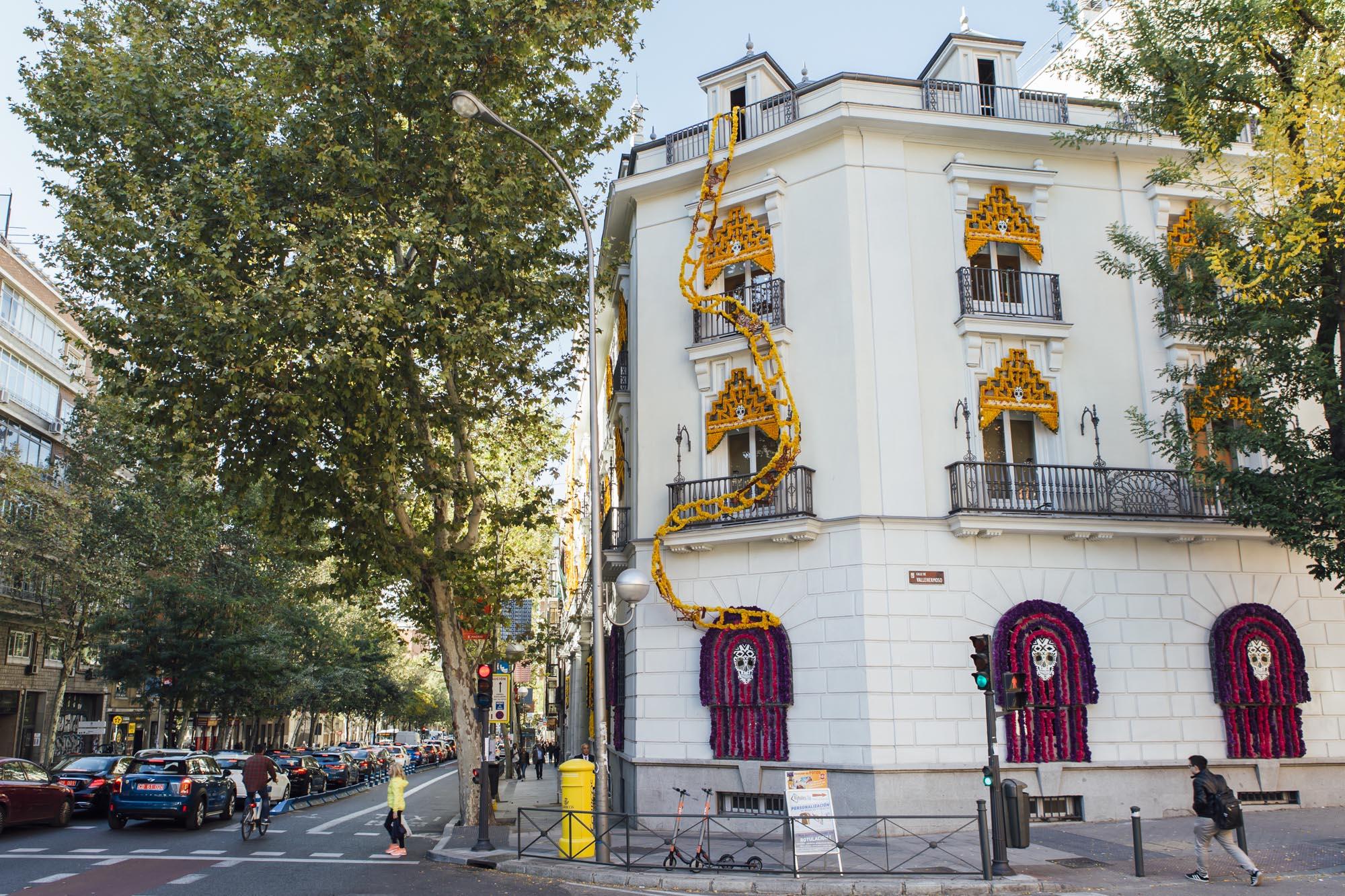 Casa de México abrió el pasado 1 de octubre en un reformado palacete cerca de la glorieta de San Bernardo.