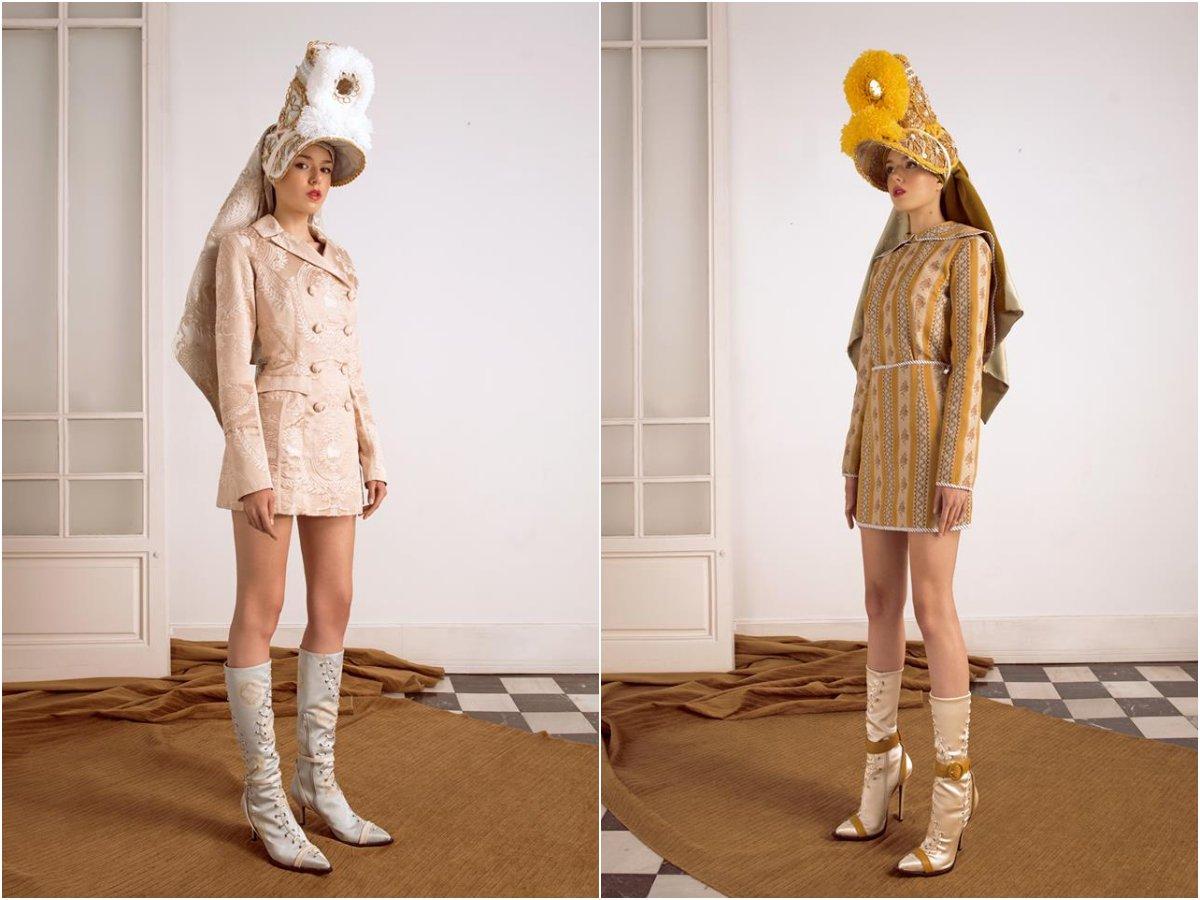 Artesanía La Gorra: sombreros de mujer