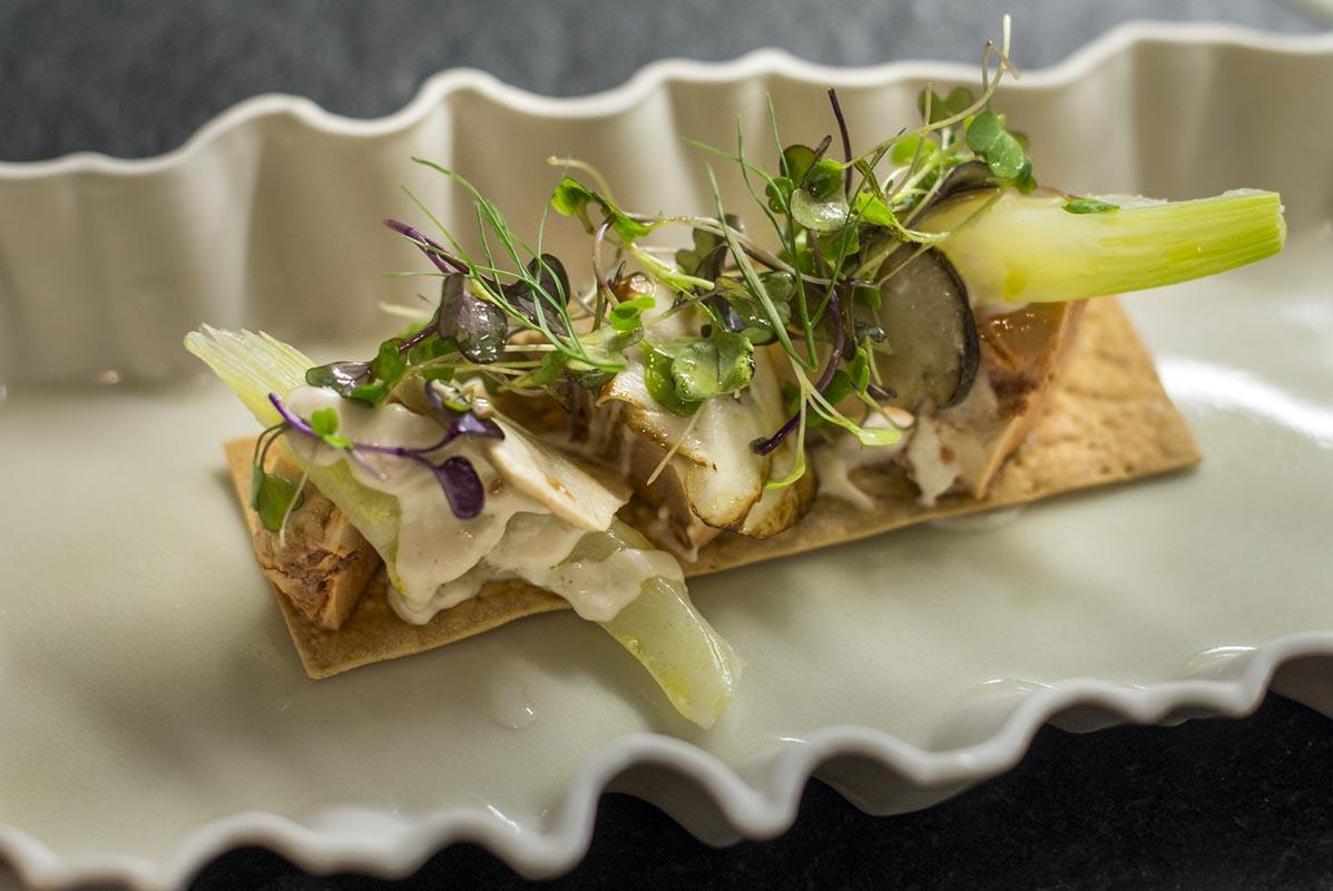 Estas verduras vienen del Huerto de Tudela del Duero.