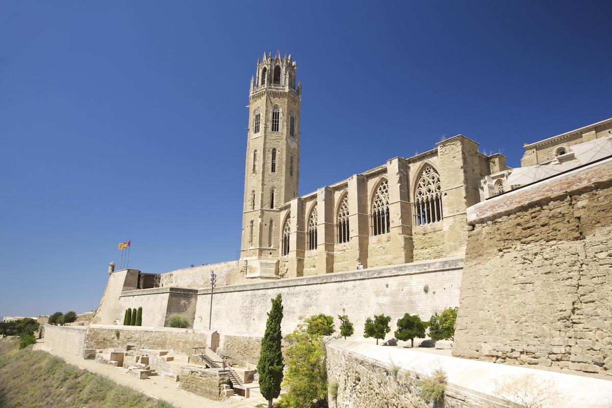 Catedral de la Seu Vella de Lleida.