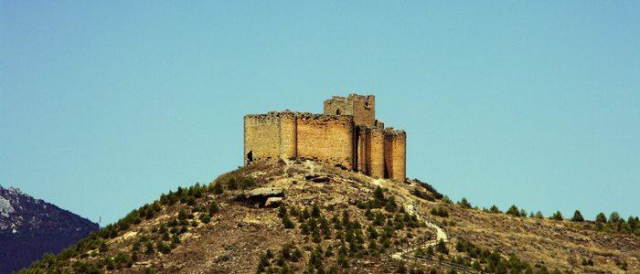 Castillo de Davalillo. Foto: La Rioja Turismo.