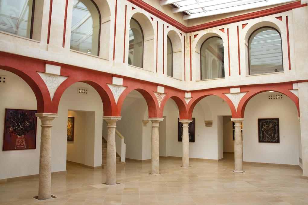 Centro de Arte Pepe Espaliú. Foto: Turismo de Córdoba.