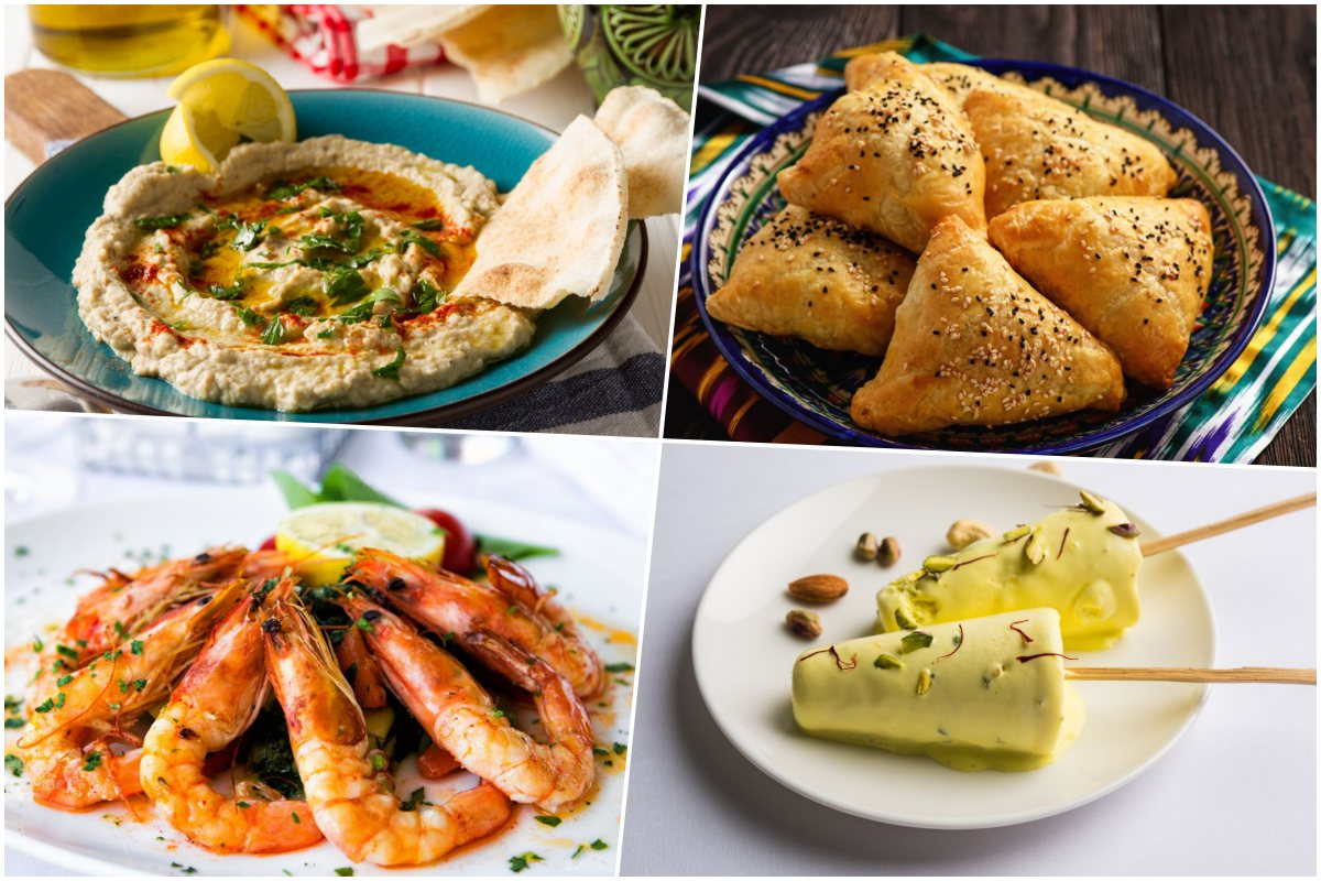 Cuatro recetas para afrontar esta cita deportiva con el estómago lleno. Foto: Shutterstock