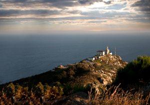 Cabo Finisterra. / Cedida por: Turismo de Galicia.