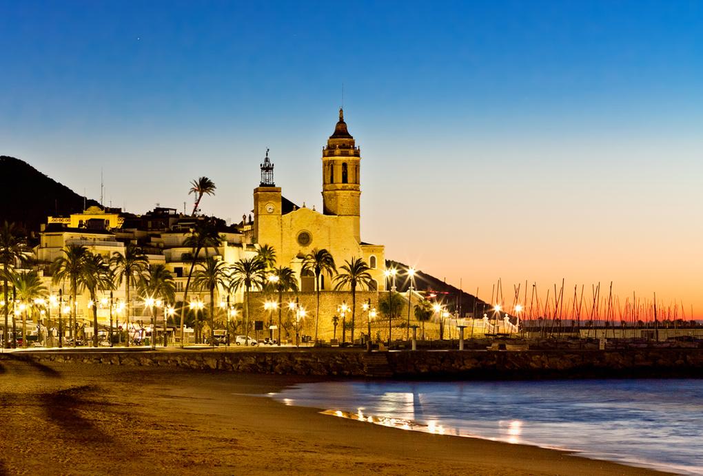 Sitges, donde es bienvenida cualquier tipo de pasión. Foto: Shutterstock.