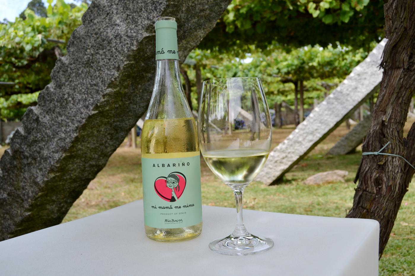 Un vino joven perfecto para iniciarse en el mundo de los albariños.