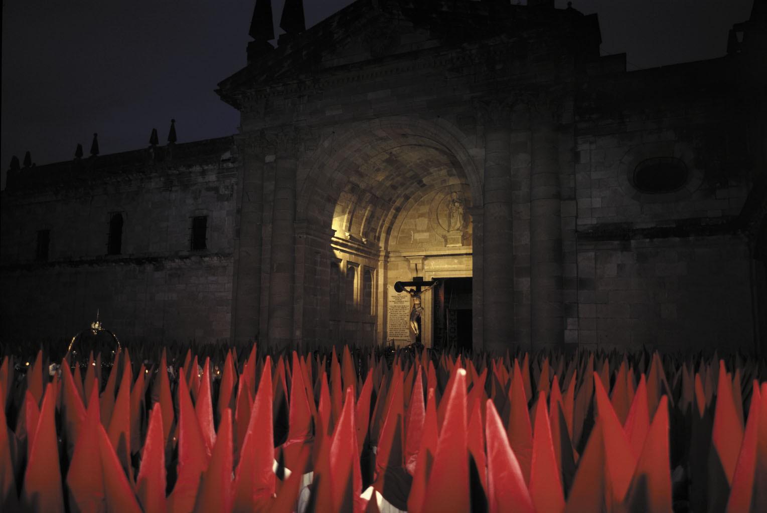 Semana Santa. Foto: Oficina de Turismo de Zamora.