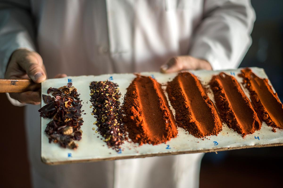 Muestra de la especia que lleva siglos ocupando un lugar especial en las cocinas.