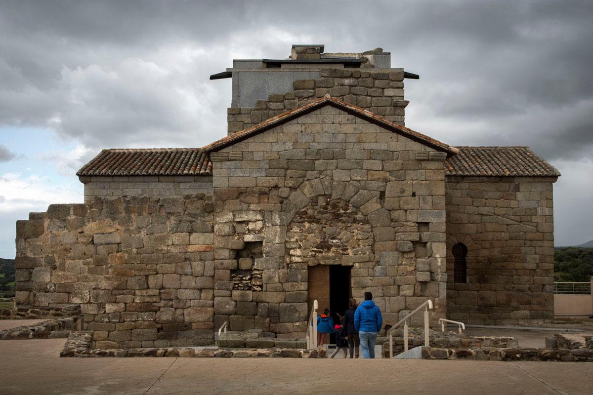 Santa María de Melque.