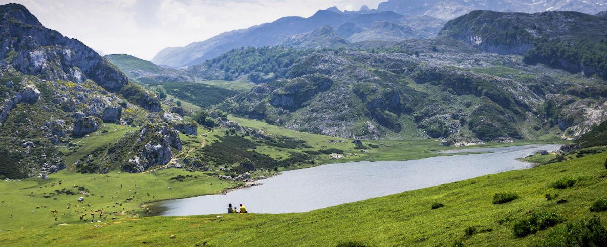 Parque Nacional Picos de Europa, Asturias.