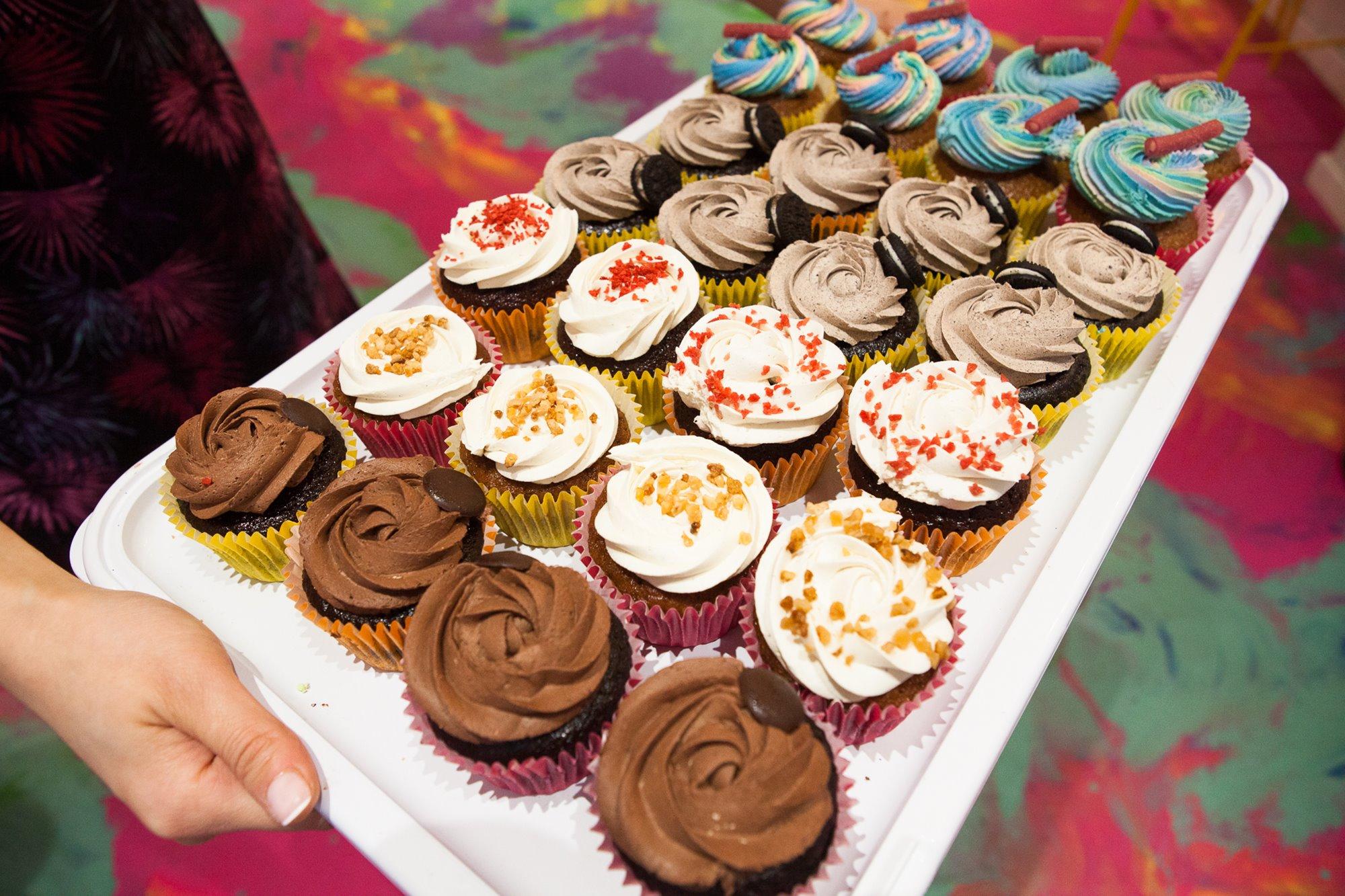 En 'Freedom Cakes' también se preparan dulces por encargo.