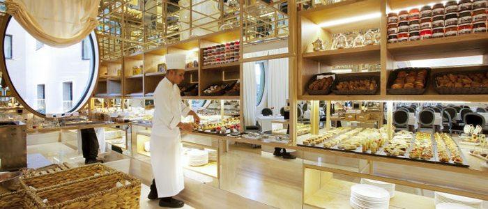 El del hotel Majestic es el brunch más lujoso de Barcelona.