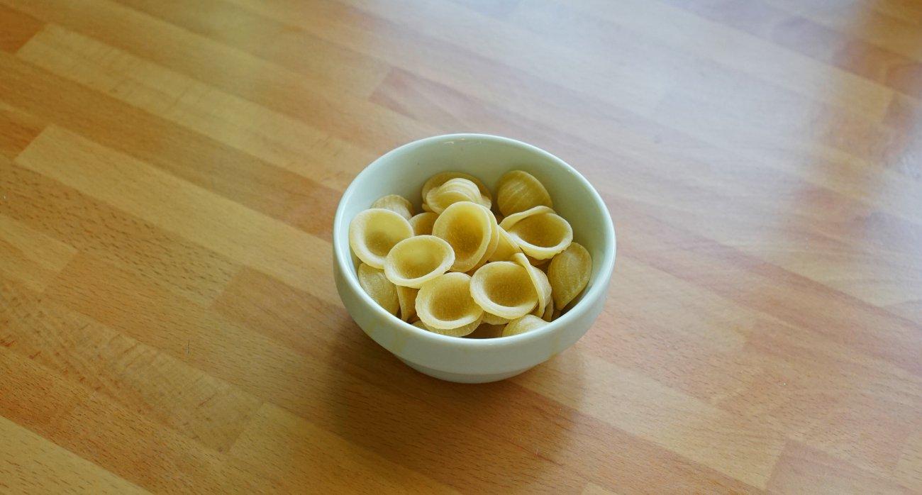 Tupper con ensalada de pasta (pasta)