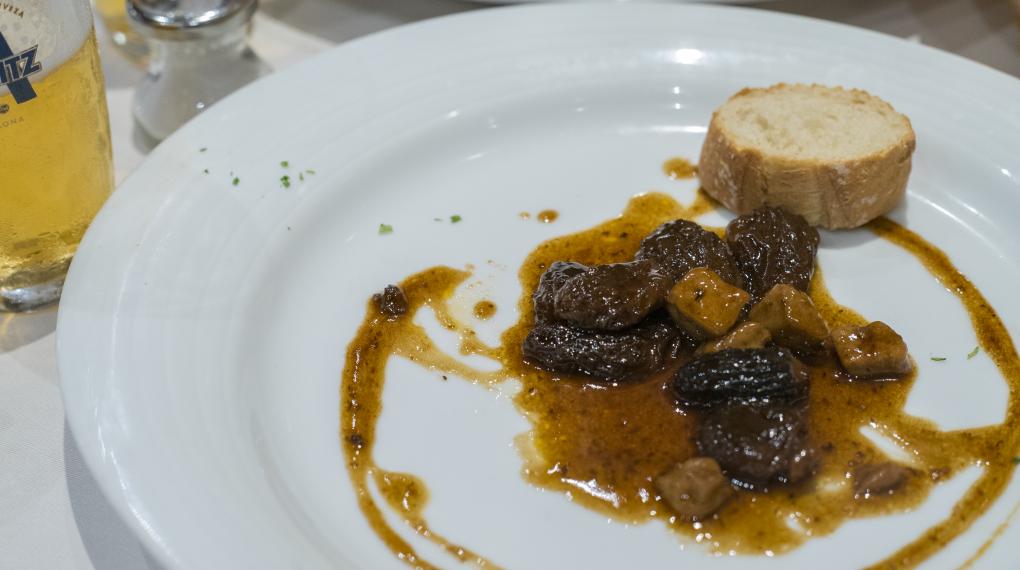 El sabor, la textura, el olor... este plato es todo un festival gastronómico para el paladar.