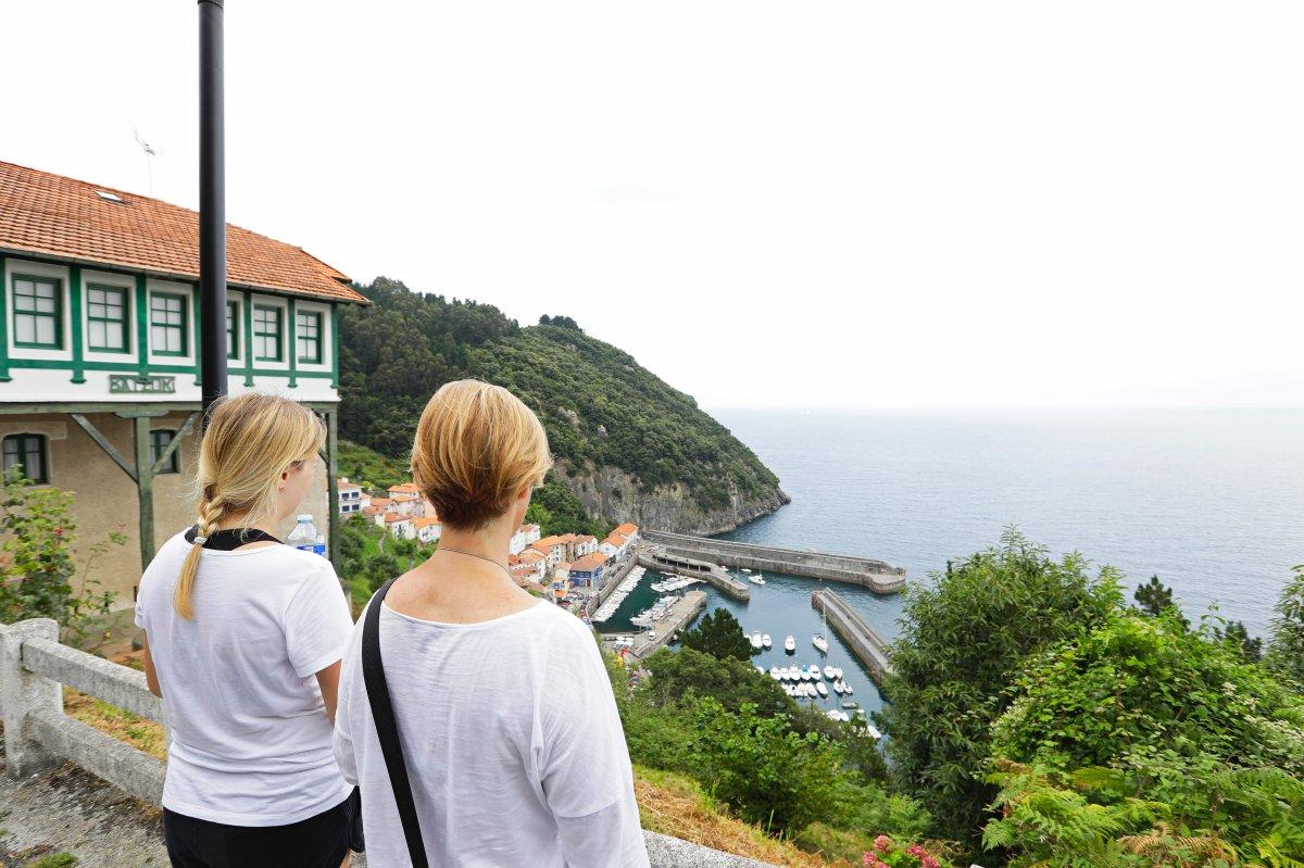 Si estás por la zona, la visita al pueblo marinero de Elantxobe es imprescindible.