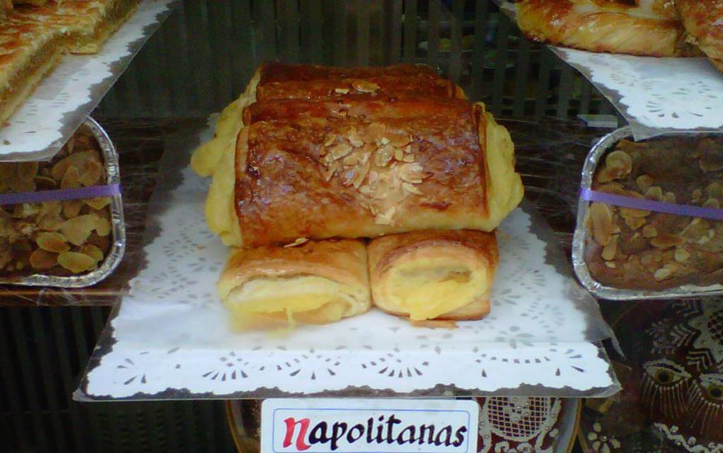 La tentación de una napolitana. Foto: La Mallorquina.