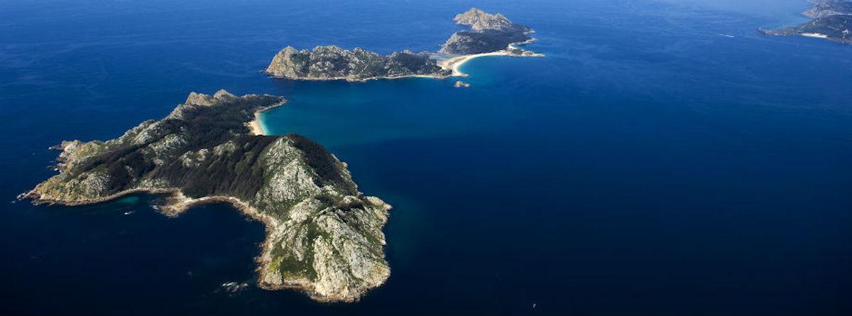 Islas Atlánticas, Galicia.