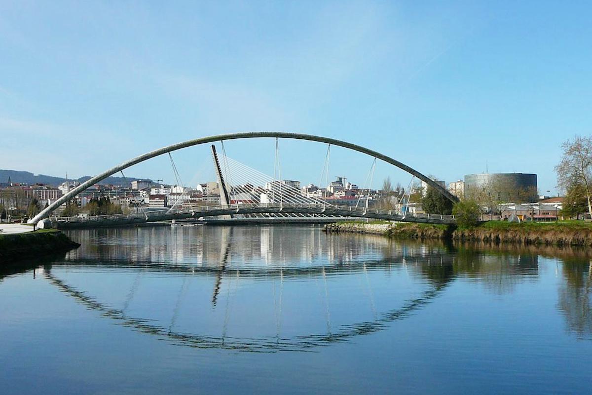 Puente Esculturas. Foto: Juan Tiagues.