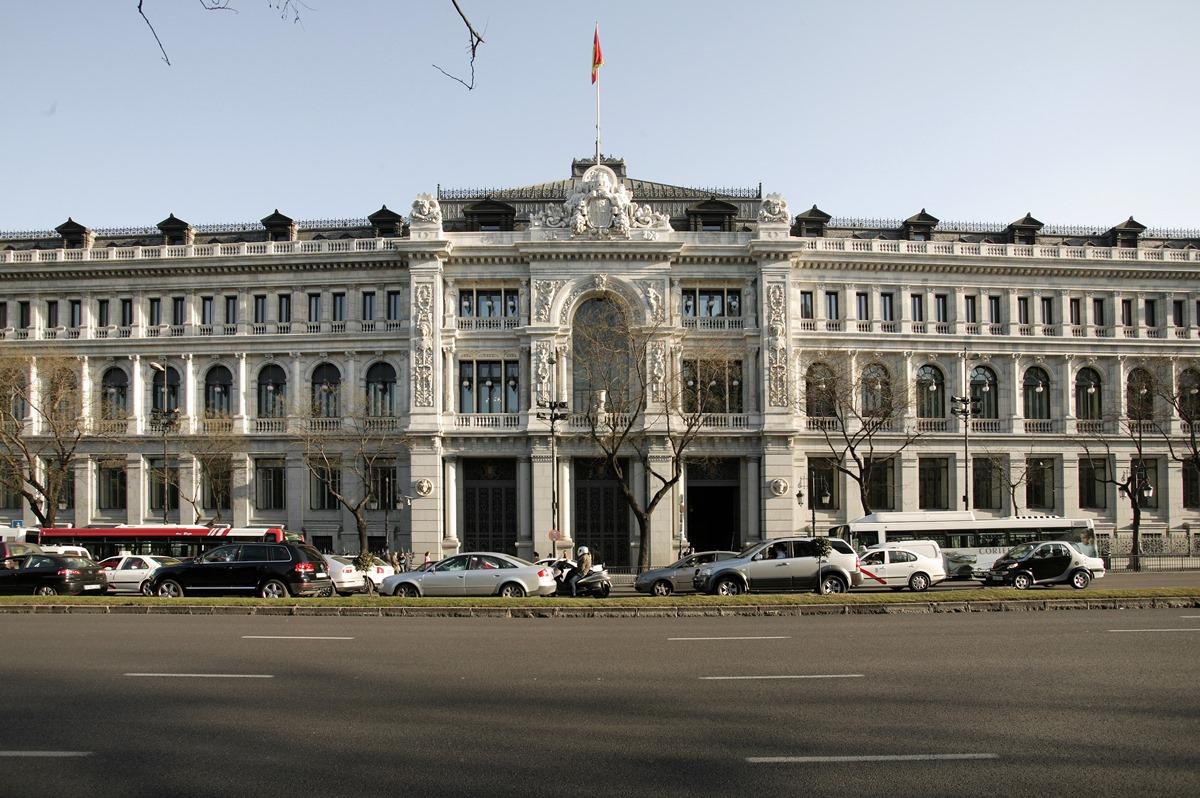 El Banco de España es uno de los más visitados durante la Semana de Arquitectura de Madrid.