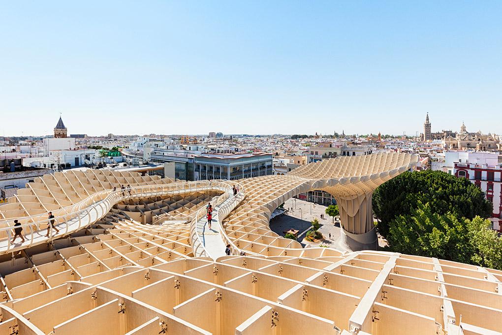 Descubre la cara B de Sevilla. Foto: Shutterstock.