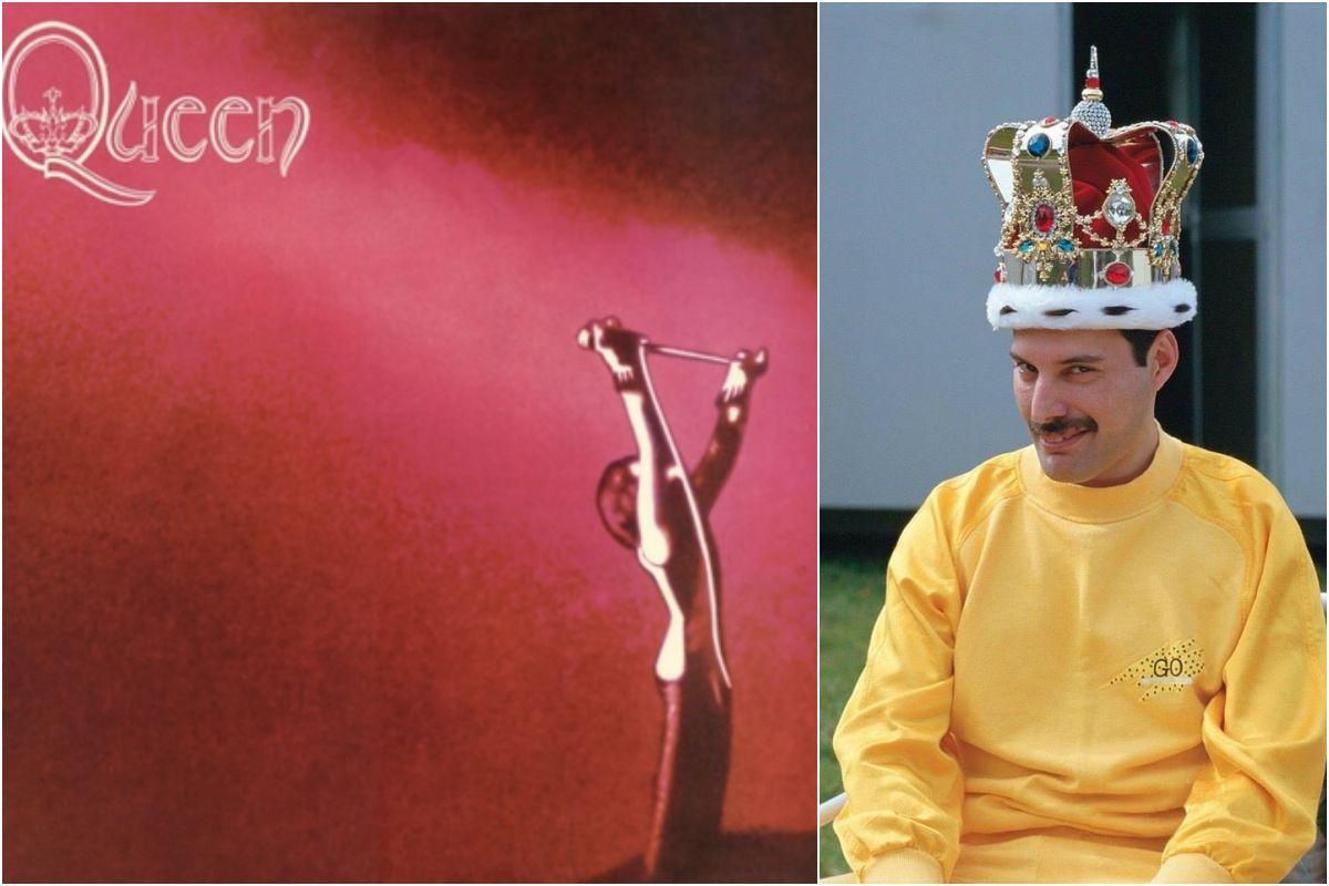 Freddie escribió la canción que contiene este disco al mismísimo Jesús de Nazaret. Fotos: Facebook.