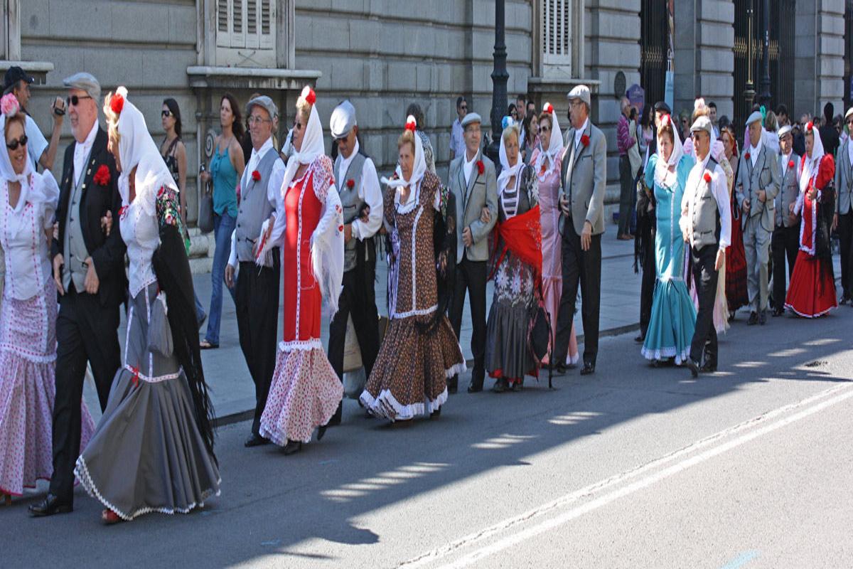 Fiestas de San Isidro. Foto: Flickr, Alex Bikfalvi.