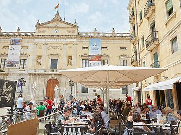 Restaurantes 'Quattros', 'Txantxangorri', 'Xaloc' y 'El Taller' (Tarragona)