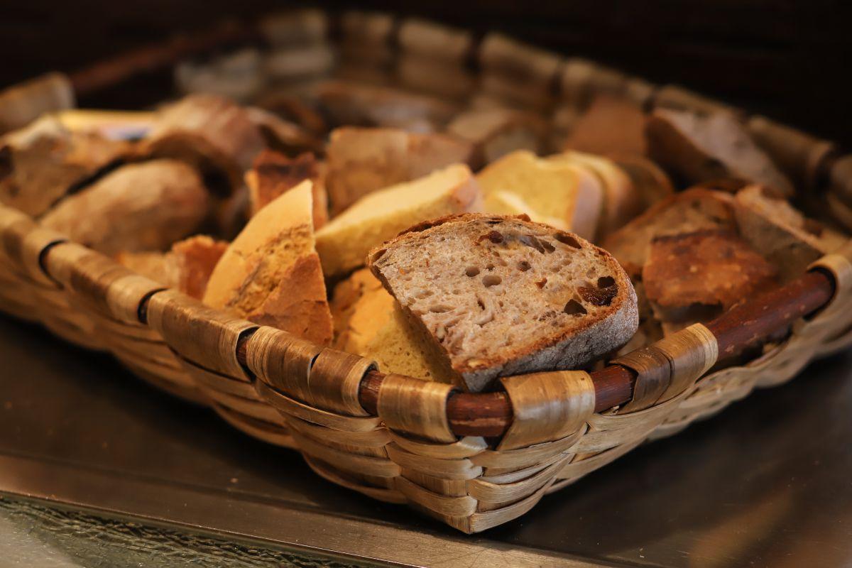 Si te gusta el pan, no te prives.