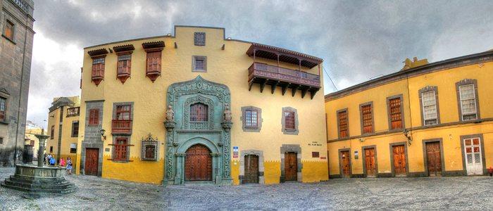 La Casa de Colón, Las Palmas. Foto: El Coleccionista de Instantes, Flickr.
