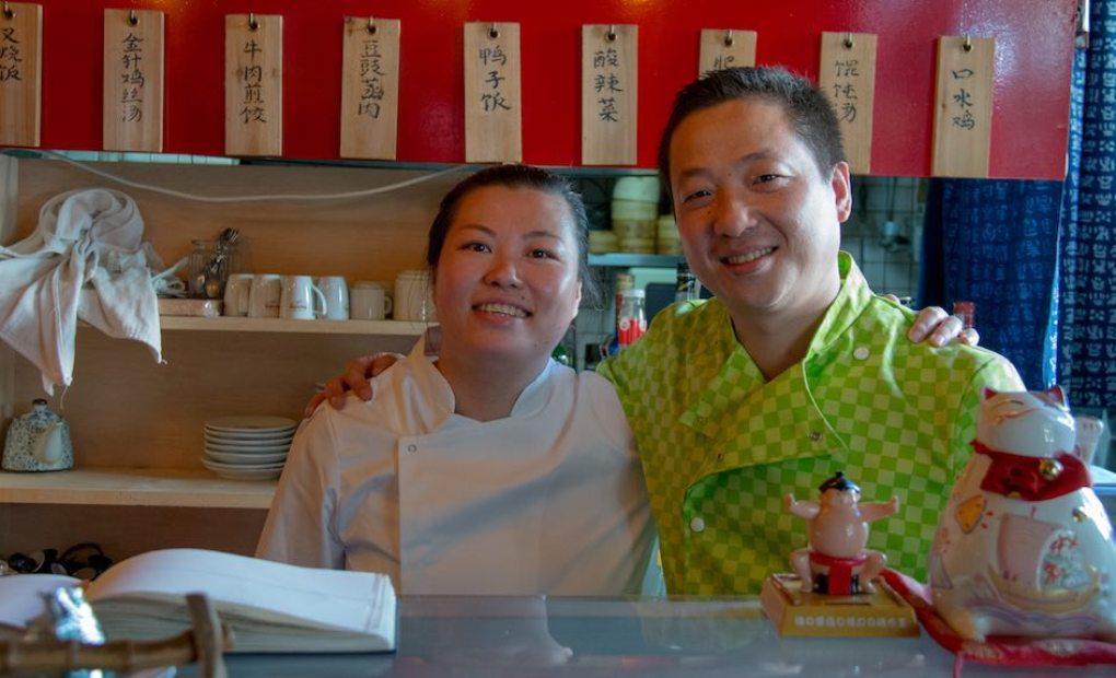 Jun Mei y Yunging Yin hacen realidad tu sueño chino.