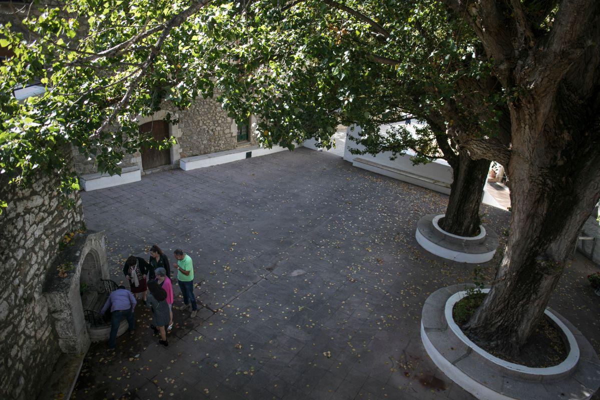 Casa Banys L'avella, L'Avellà, Catí , Castellón. Foto: Eva Máñez